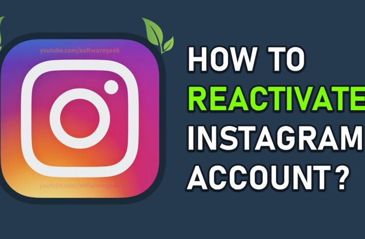 How to Reactivate Disabled Instagram Account?